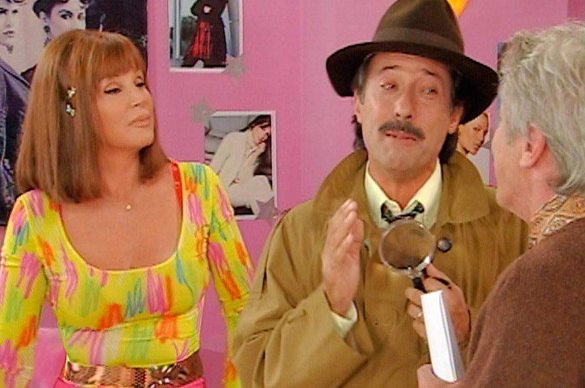 Guillermo Francella admitió que hay un proyecto de obra teatral con Susana Giménez