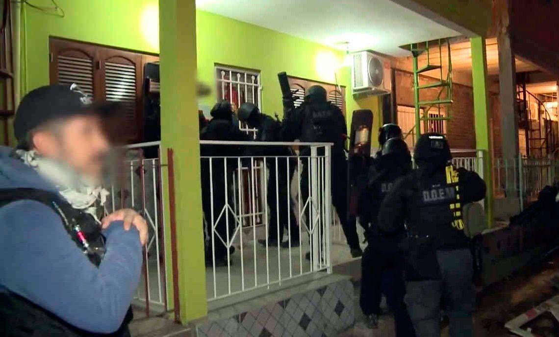 Detienen a un menor por un asesinato en Barracas