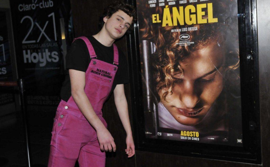 Las fotos de la Avant Premiere de El Ángel