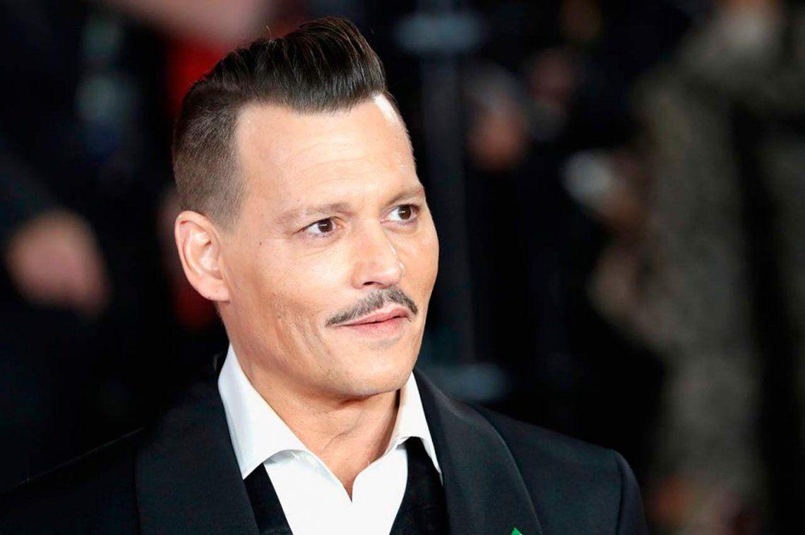Johnny Depp enfrenta demandas, mala fama y violencia en el set