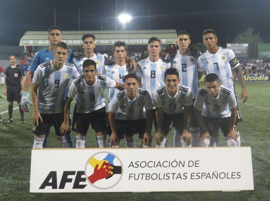 Argentina gritó campeón en el Torneo de LAlcudia