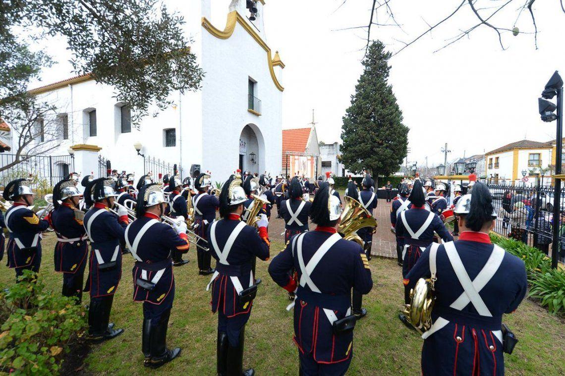 Gran festejo por los 212 años del desembarco de Liniers