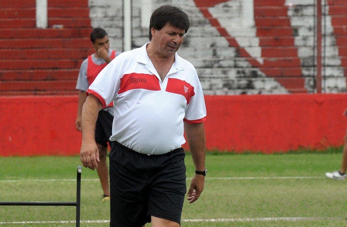 Ruggero renueva la ilusión de Sportivo Barracas