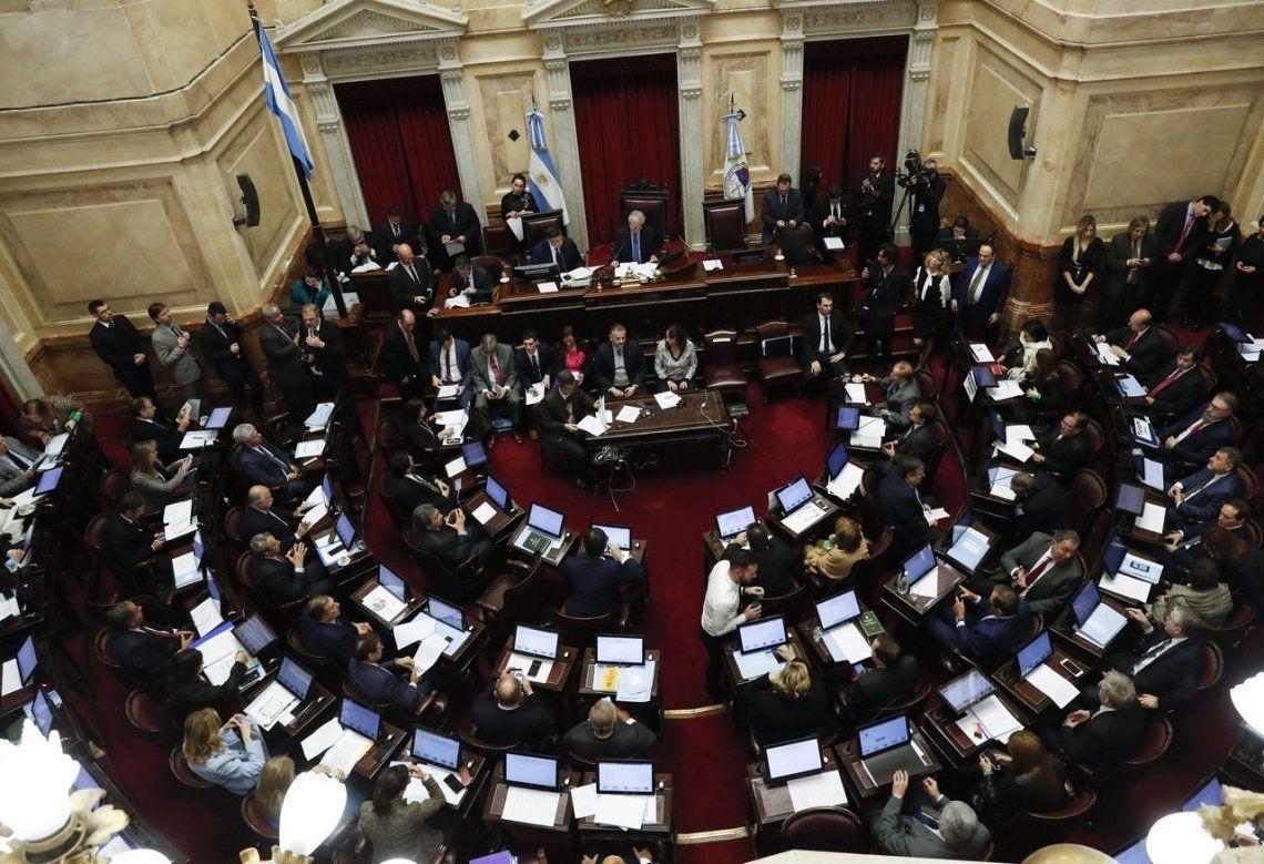 Las frases destacadas de los senadores durante el debate por la legalización del aborto