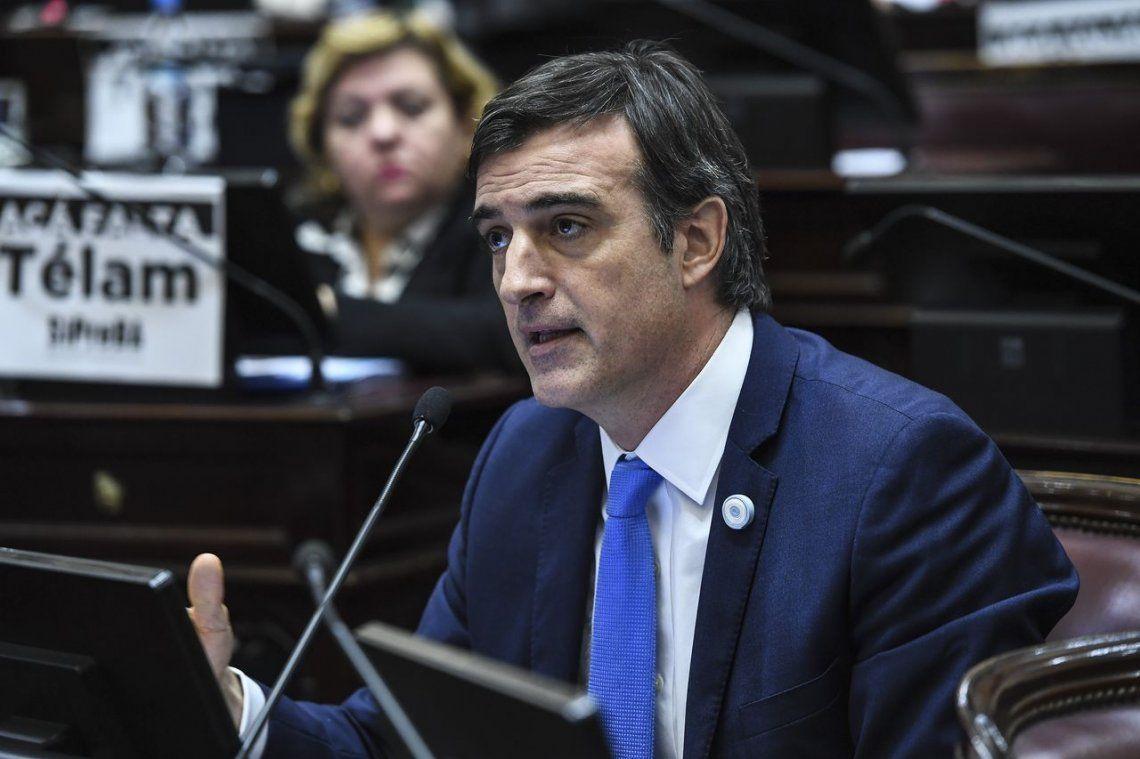 ARA San Juan: para Esteban Bullrich no le cabe ninguna responsabilidad a Aguad