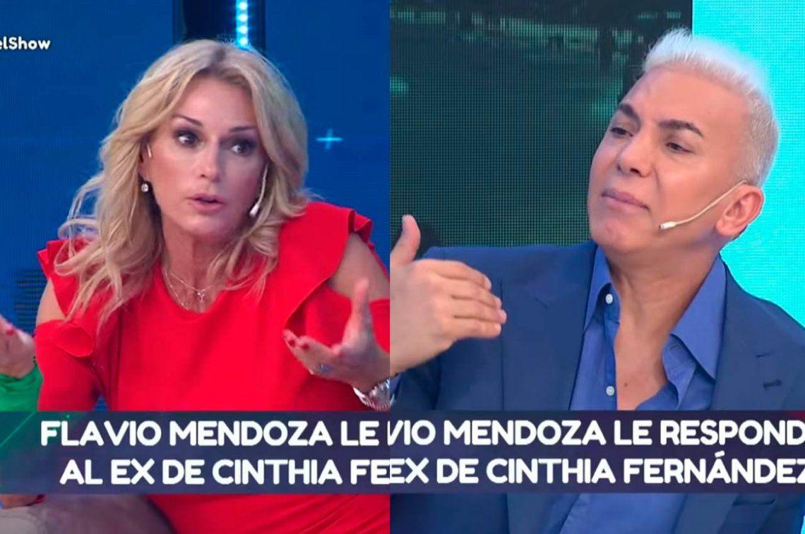 Yanina Latorre explotó con Flavio Mendoza: ¿Se va de Los Especialistas?