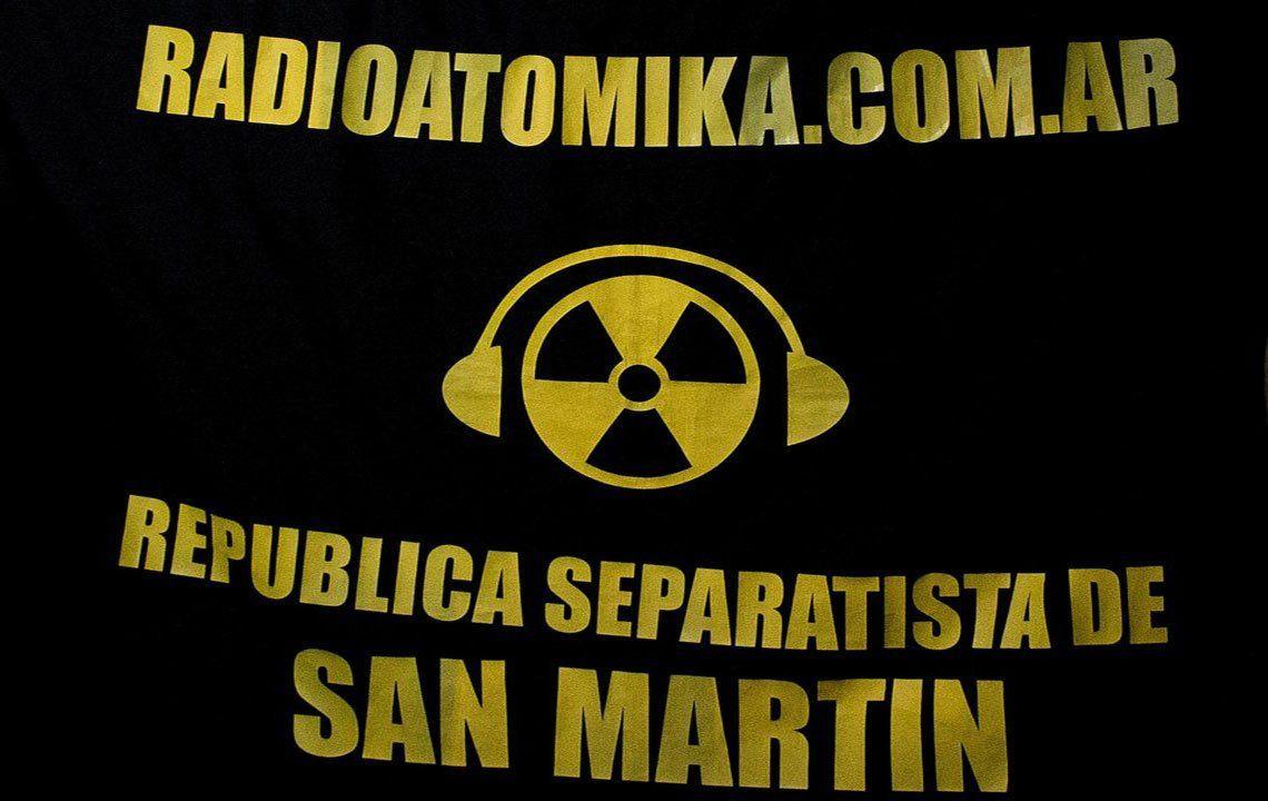 Radio Atómika festeja sus 15 años con un festival