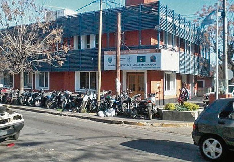 dActuaron efectivos del Grupo Técnico Operativo (GTO) de Lomas del Mirador.