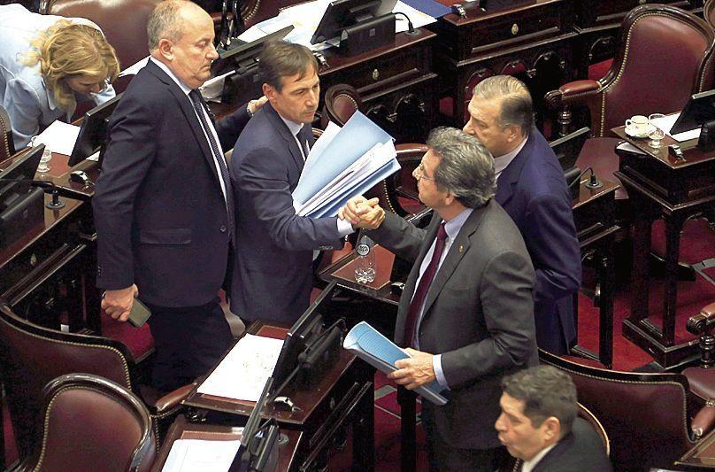 dEl senador Naidenoff
