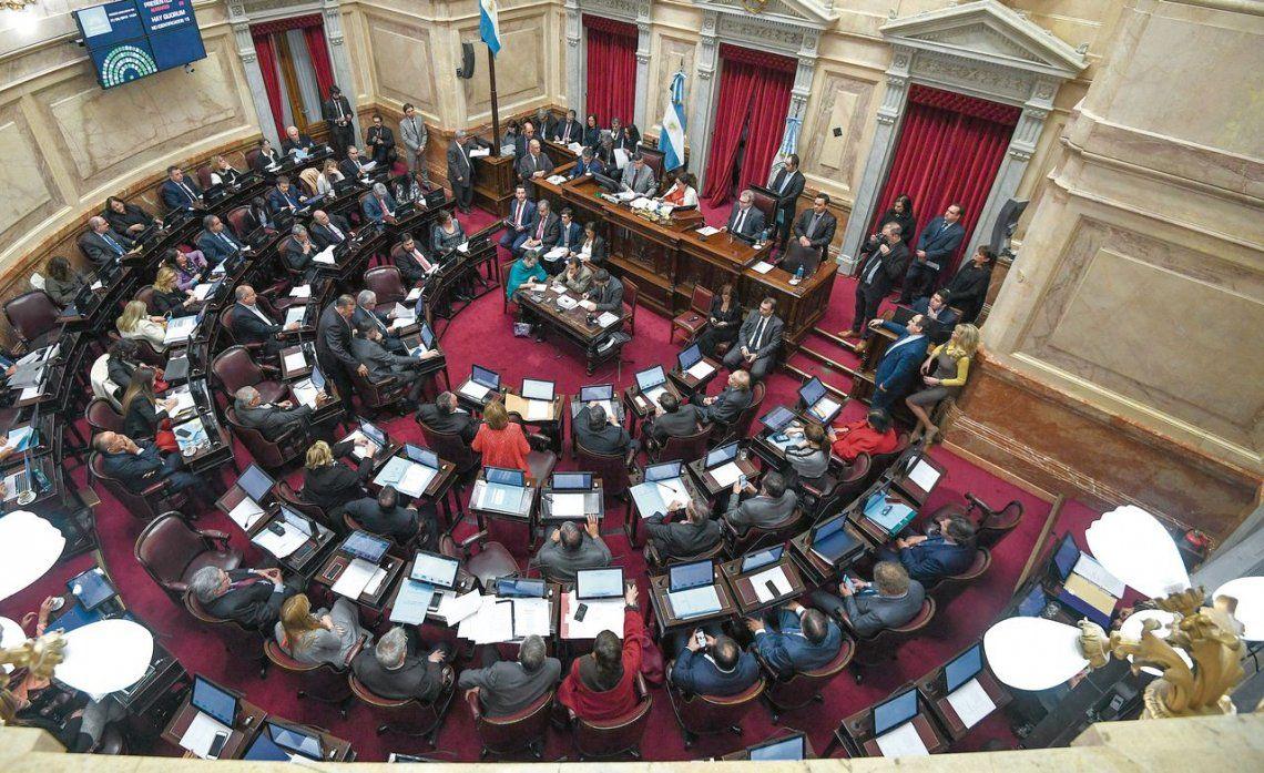 El Senado se prepara para tratar la ley del aborto