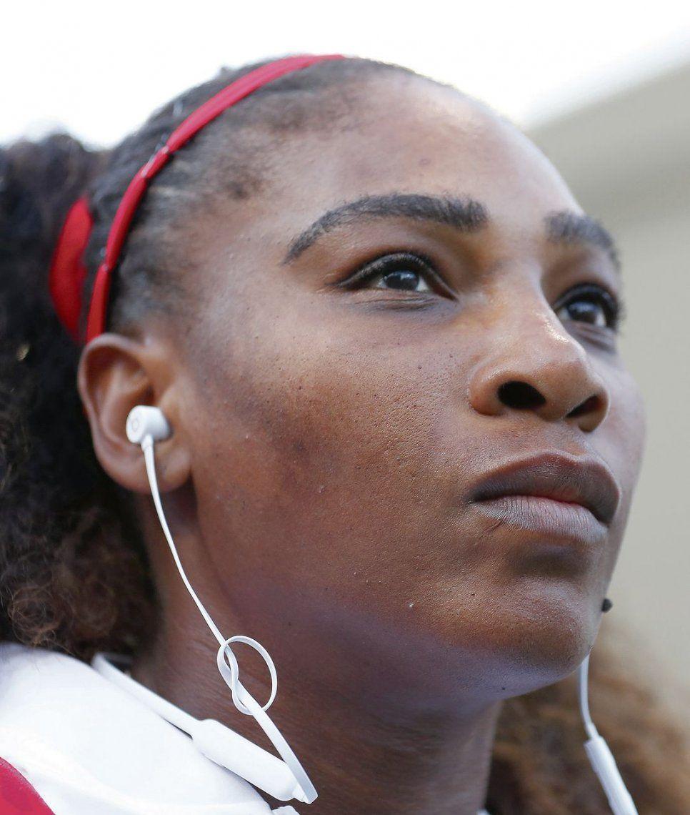 Serena y las emociones postparto