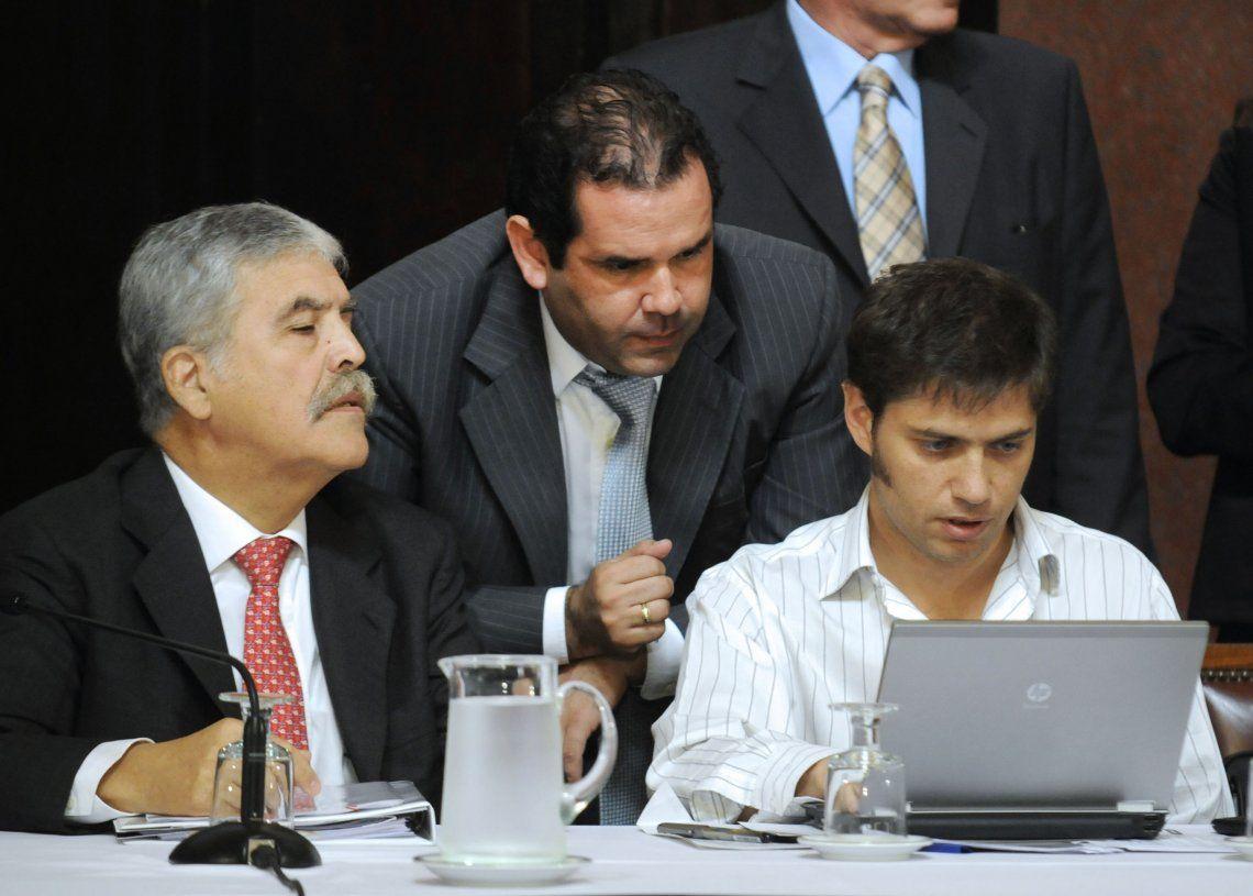 Megacausa por corrupción: se entregó Olazagasti, el exsecretario de De Vido