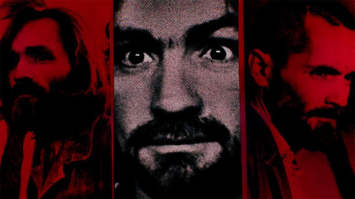Se estrena Charles Manson: fragmentos de un demente