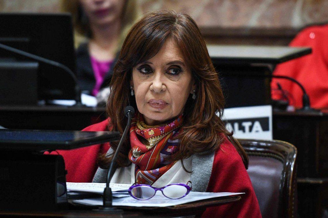 Se postergó sesión por los allanamientos a Cristina