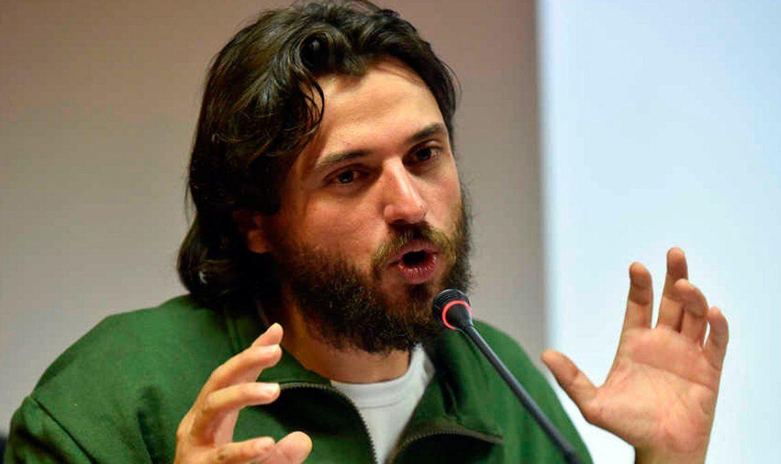 Grabois dijo que la situación económica es catastrófica y pidió sensatez al Gobierno