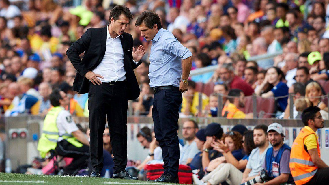 Boca regresa de Barcelona y los mellizos piensan qué hacer con Estudiantes