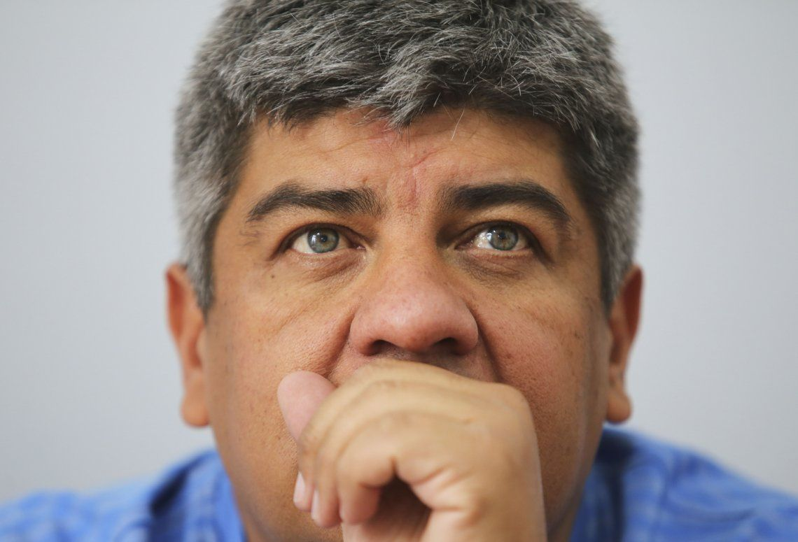 Pablo Moyano fue internado de urgencia