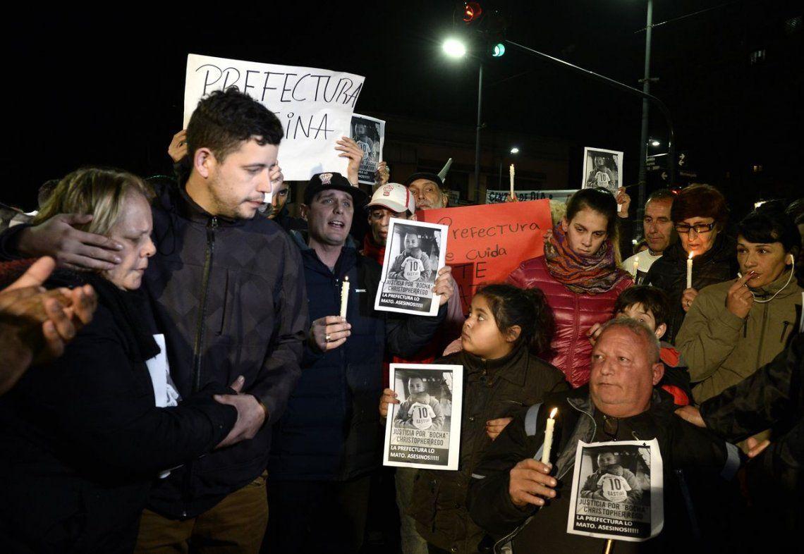 Gatillo fácil: familiares y amigos marcharon para exigir justicia por Cristofer Rego
