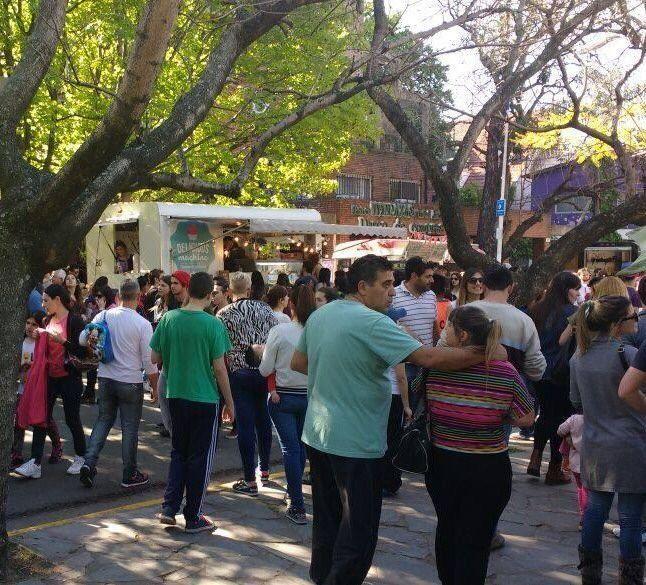 La feria Buenos Aires Market vuelve a Barracas