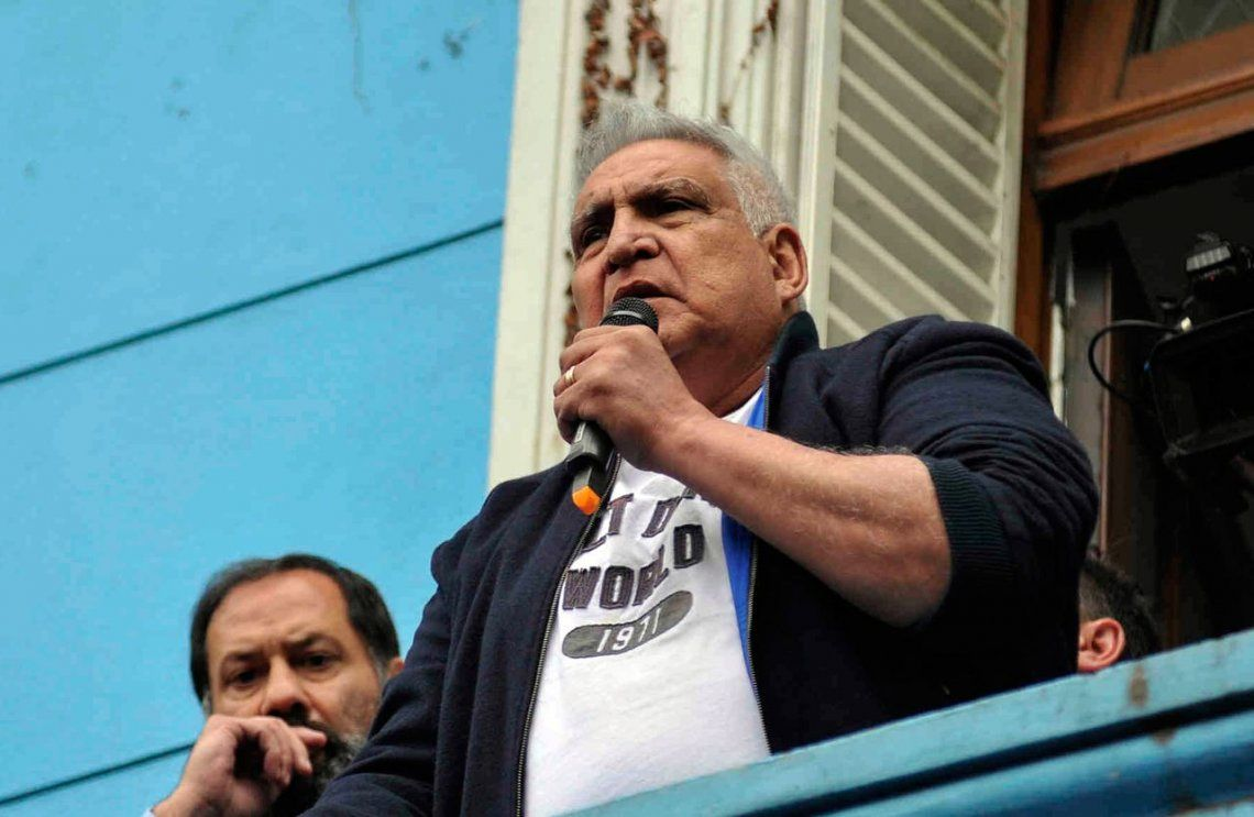 Fallan a favor del Pata Medina pero igual seguirá preso