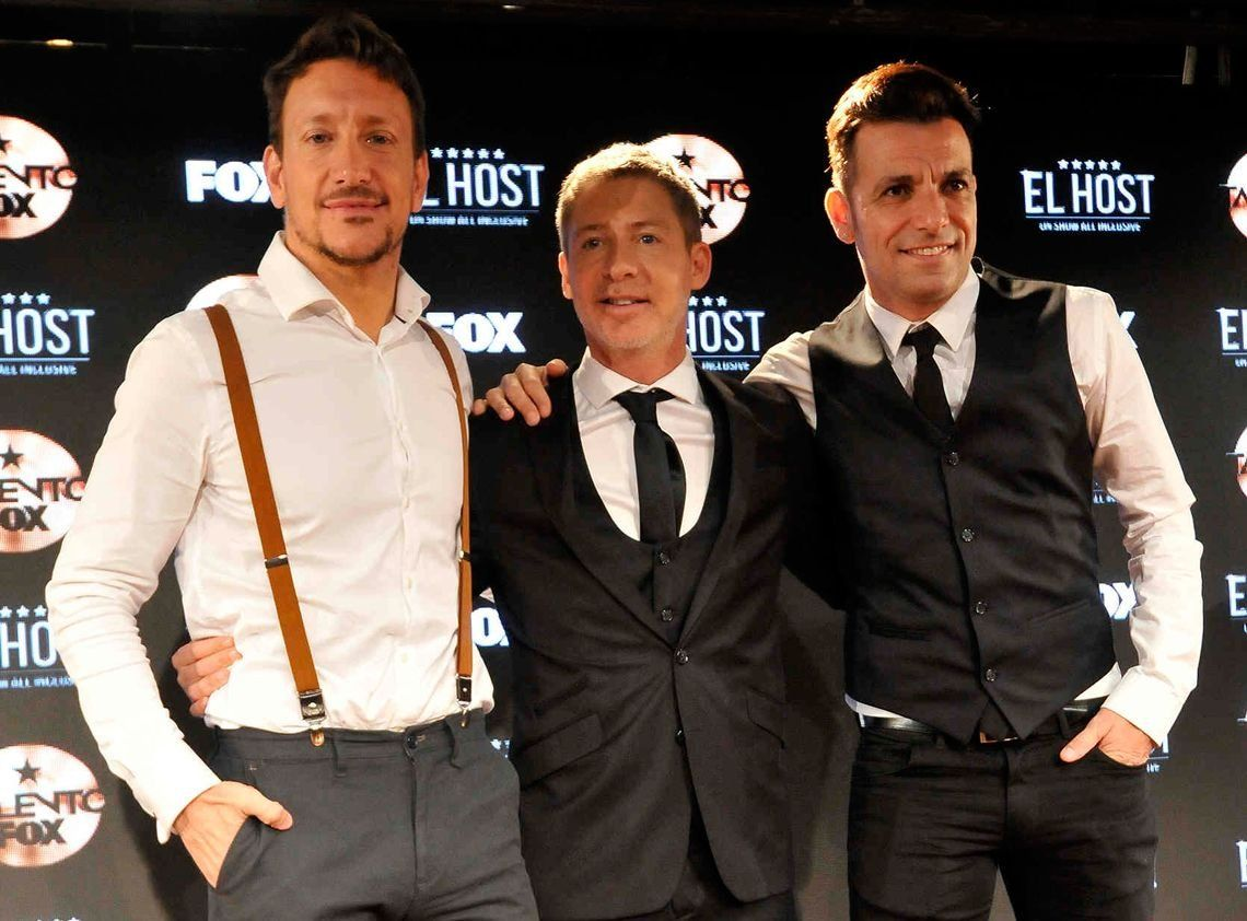 Tras el Martín Fierro de Oro, Adrián Suar estrenará El Host 2 en El Trece y seguirá en Fox