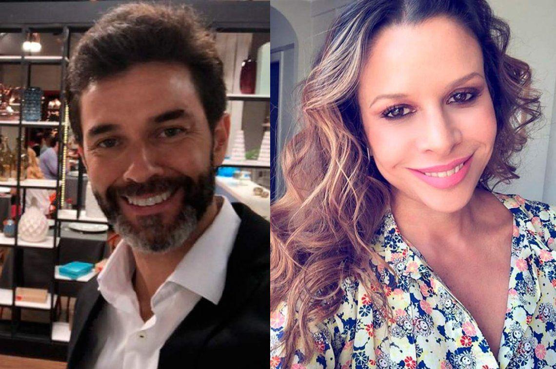 ¡Apareció el video!: ¿Fue Julieta Ortega la de las cachetadas a Mariano Martínez?