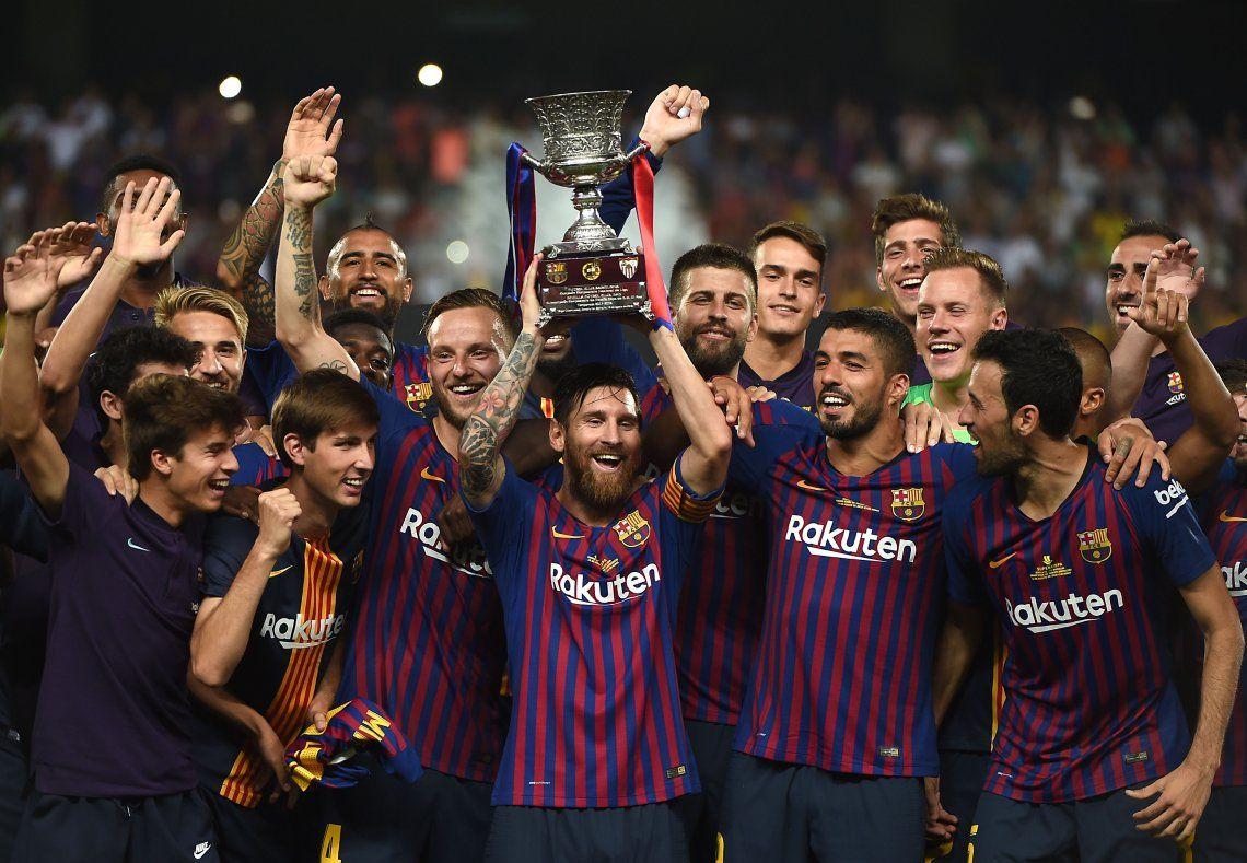 La Liga de España jugará partidos en Estados Unidos
