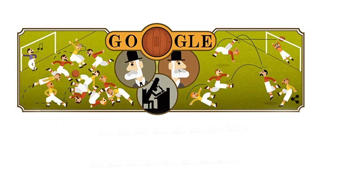 Google homenajeó a creador del fair play en el fútbol