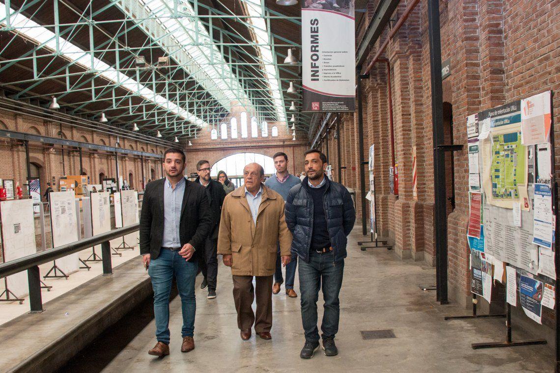El municipio de Berazategui y la Universidad de Lanús trabajarán en conjunto