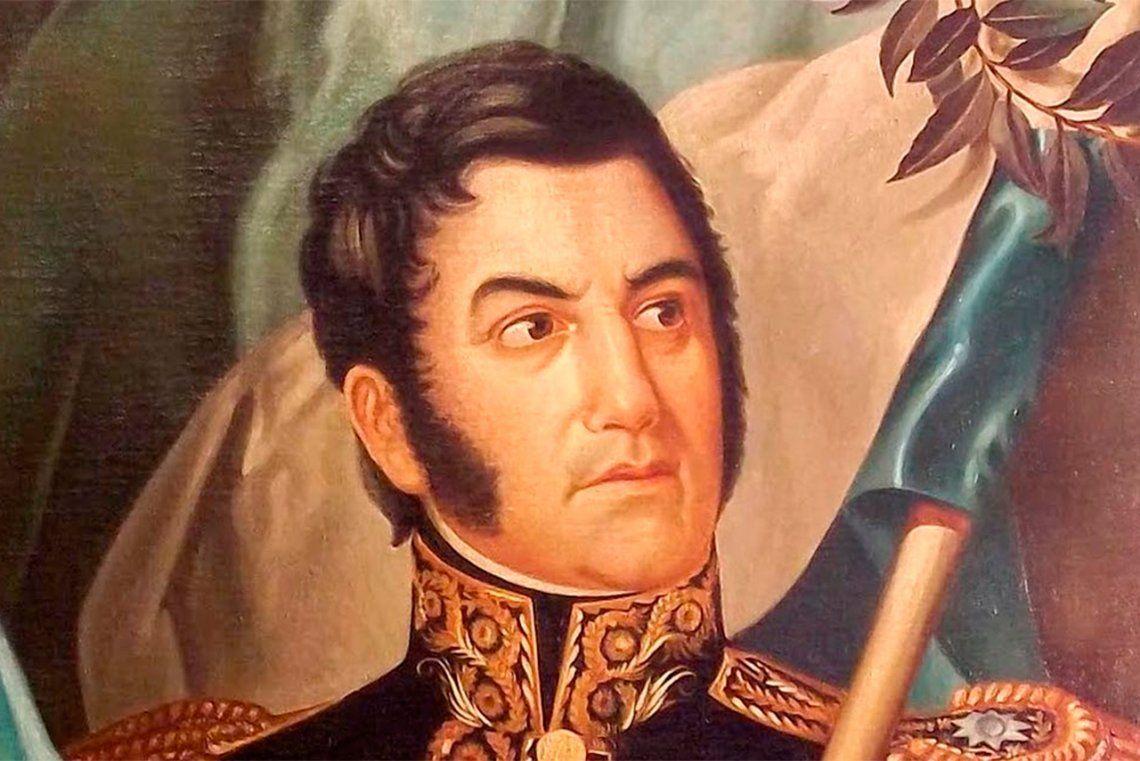 10 frases inspiradoras del General José de San Martín