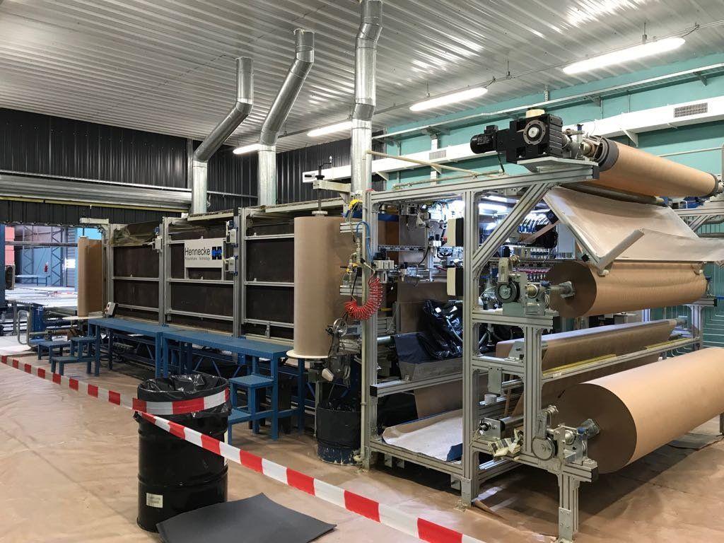 Fábrica instalada en Morón generó 100 nuevos puestos de trabajo