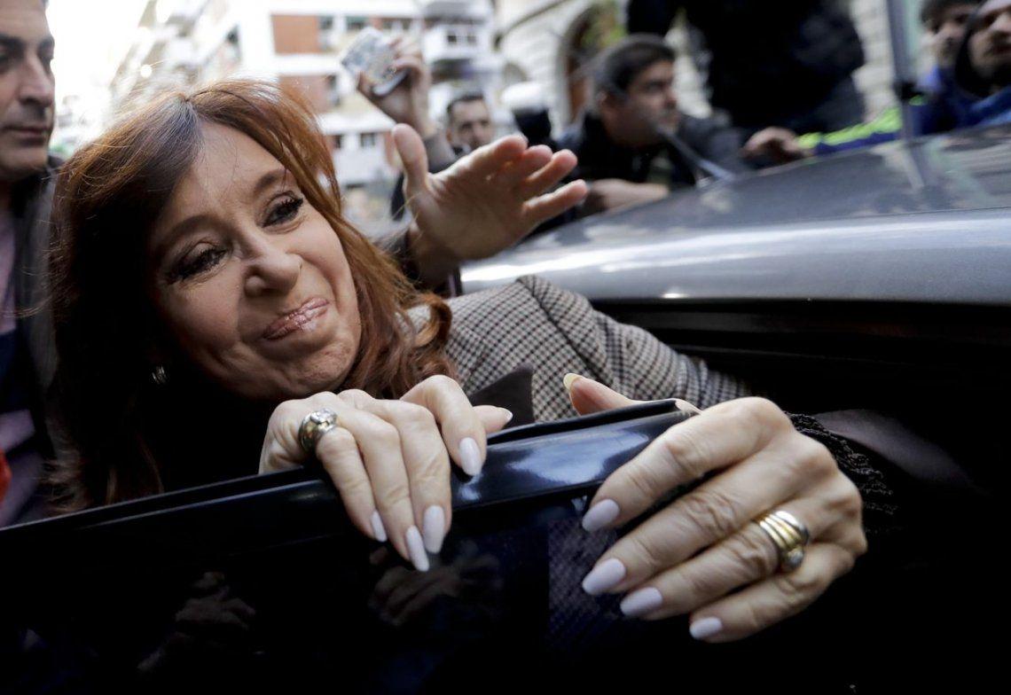 Cristina Kirchner: No tengo inconveniente en que el Senado autorice los allanamientos