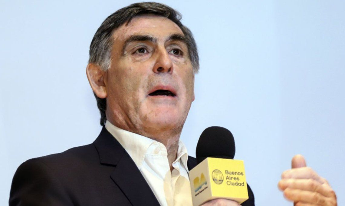 Renunció Carlos Kevorkian, el jefe de la Policía de la Ciudad