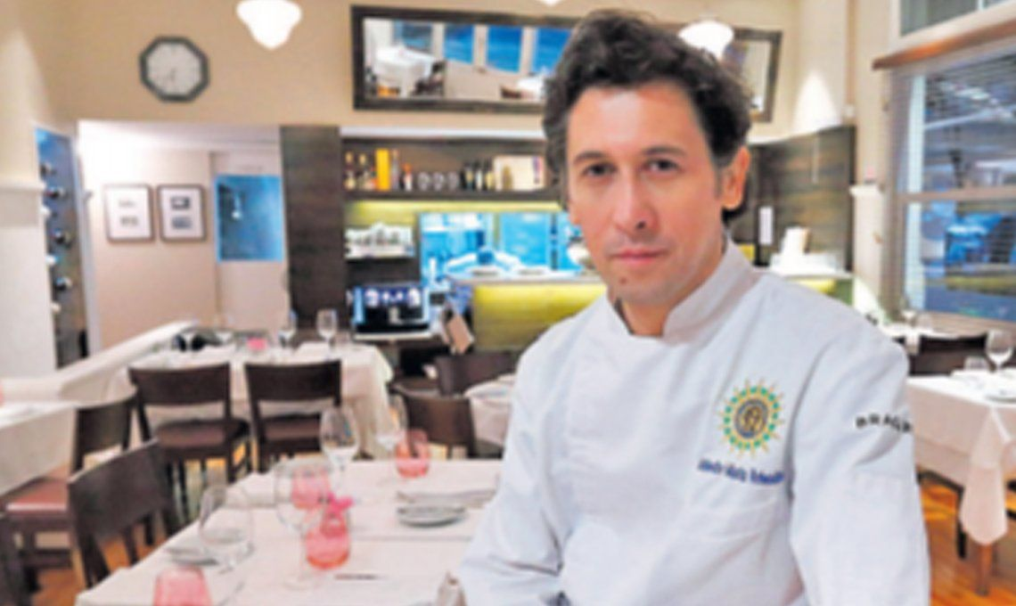 Martin Rebaudino: Los cocineros somos inquietos