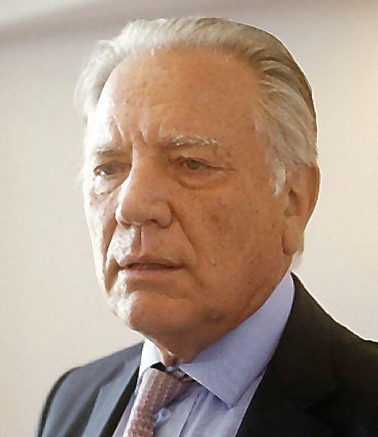 Aldo Roggio renunció a la presidencia e su empresa