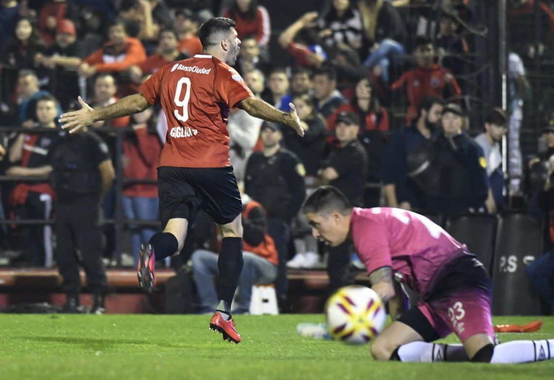 El uno por uno de Independiente frente a Newell´s