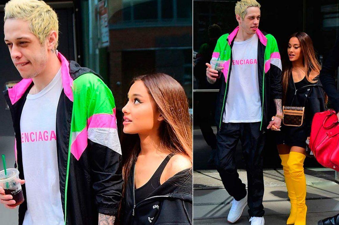 Ariana Grande revela que descubrió lo que es el amor a primera vista