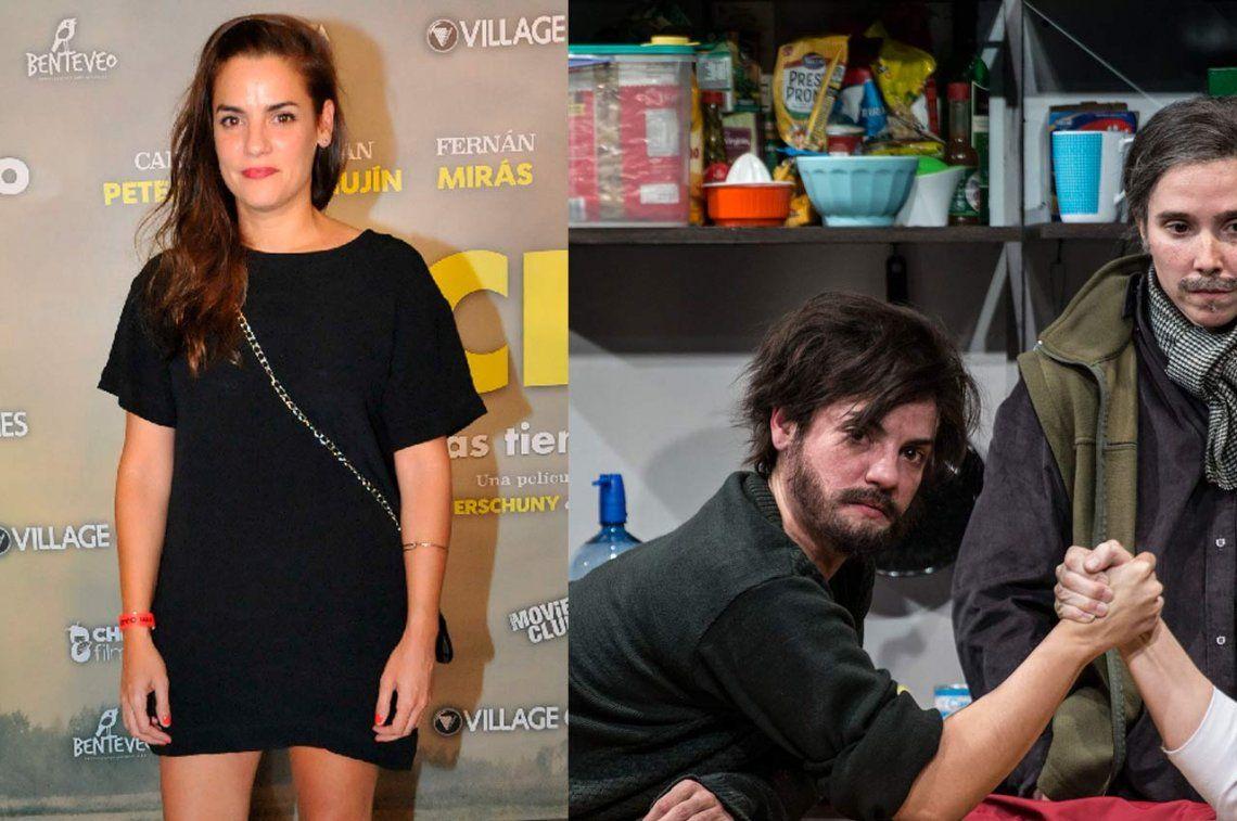 Pilar Gamboa: No planeo el recorrido, a mí me fascina actuar