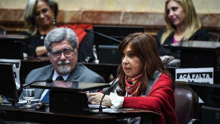 Impulsan marcha para reclamar el desafuero de Cristina Kirchner