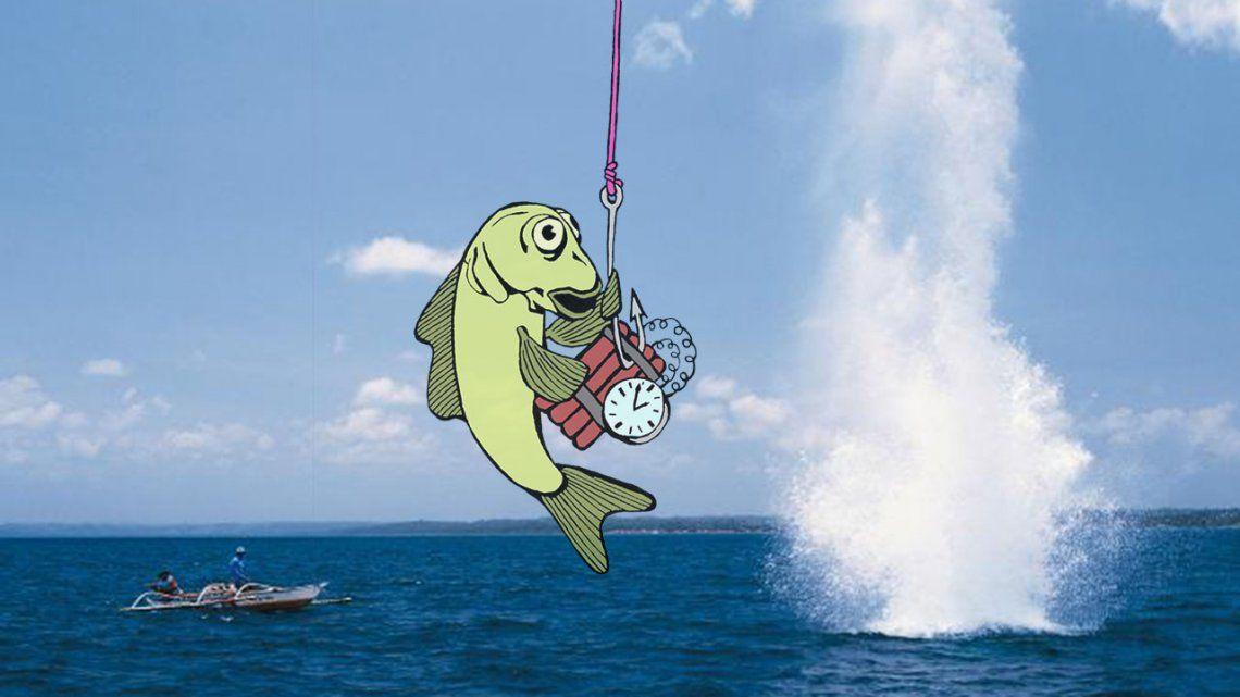 Video | El flagelo de la pesca con dinamita: una práctica peligrosa y devastadora