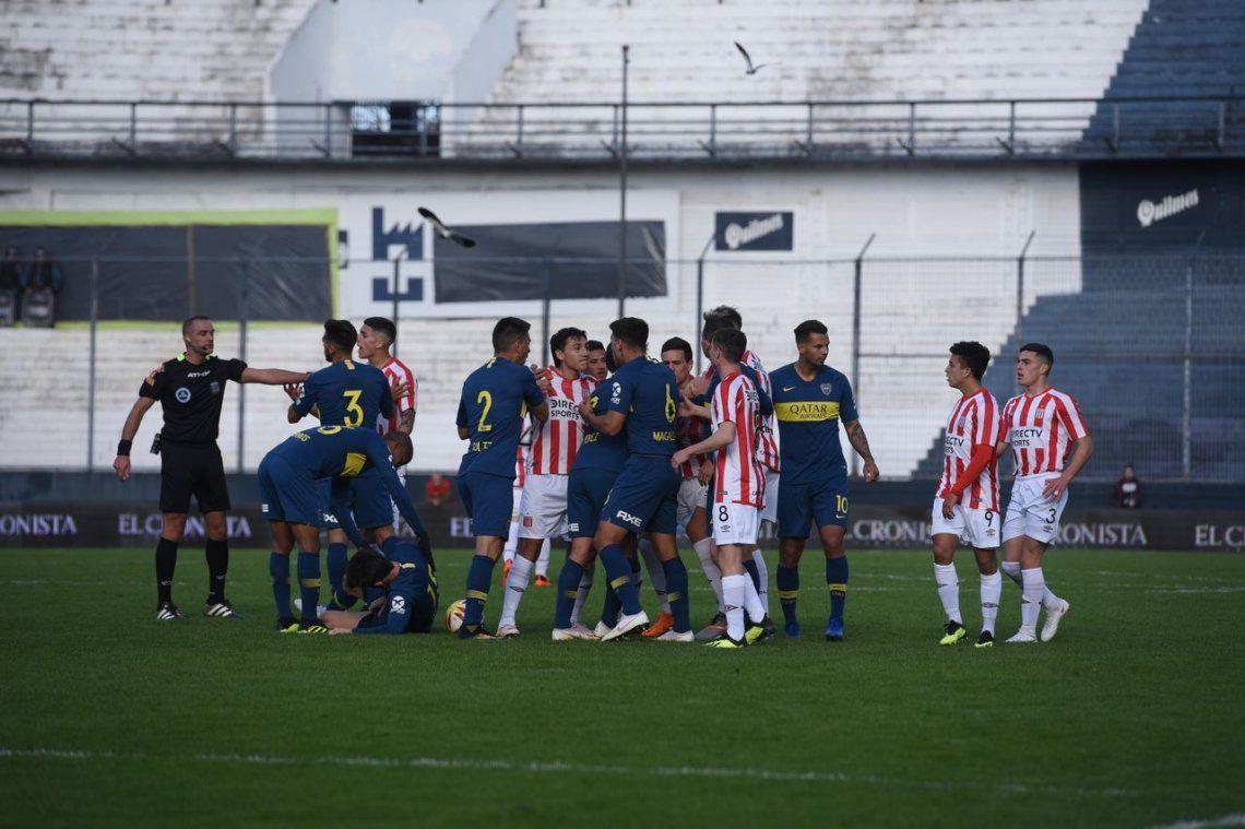 Las postales de la derrota de Boca ante Estudiantes