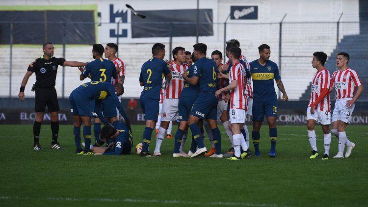 Boca perdió ante Estudiantes y se quedó sin la punta tras 617 días