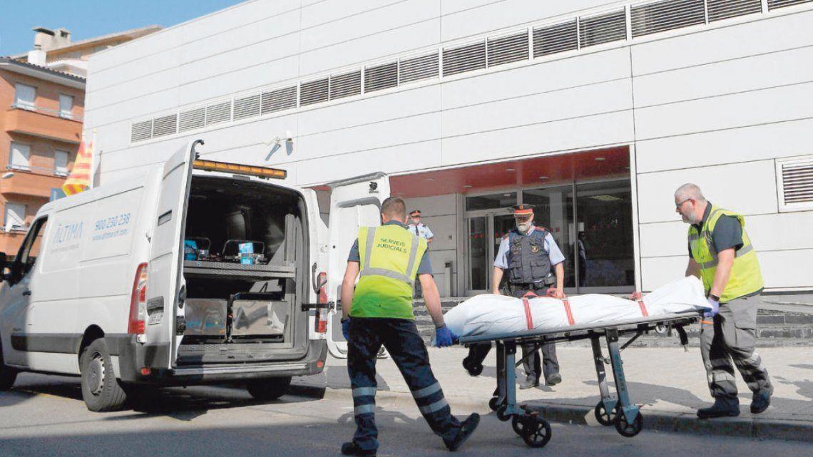 Argelino abatido en ataque terrorista en España