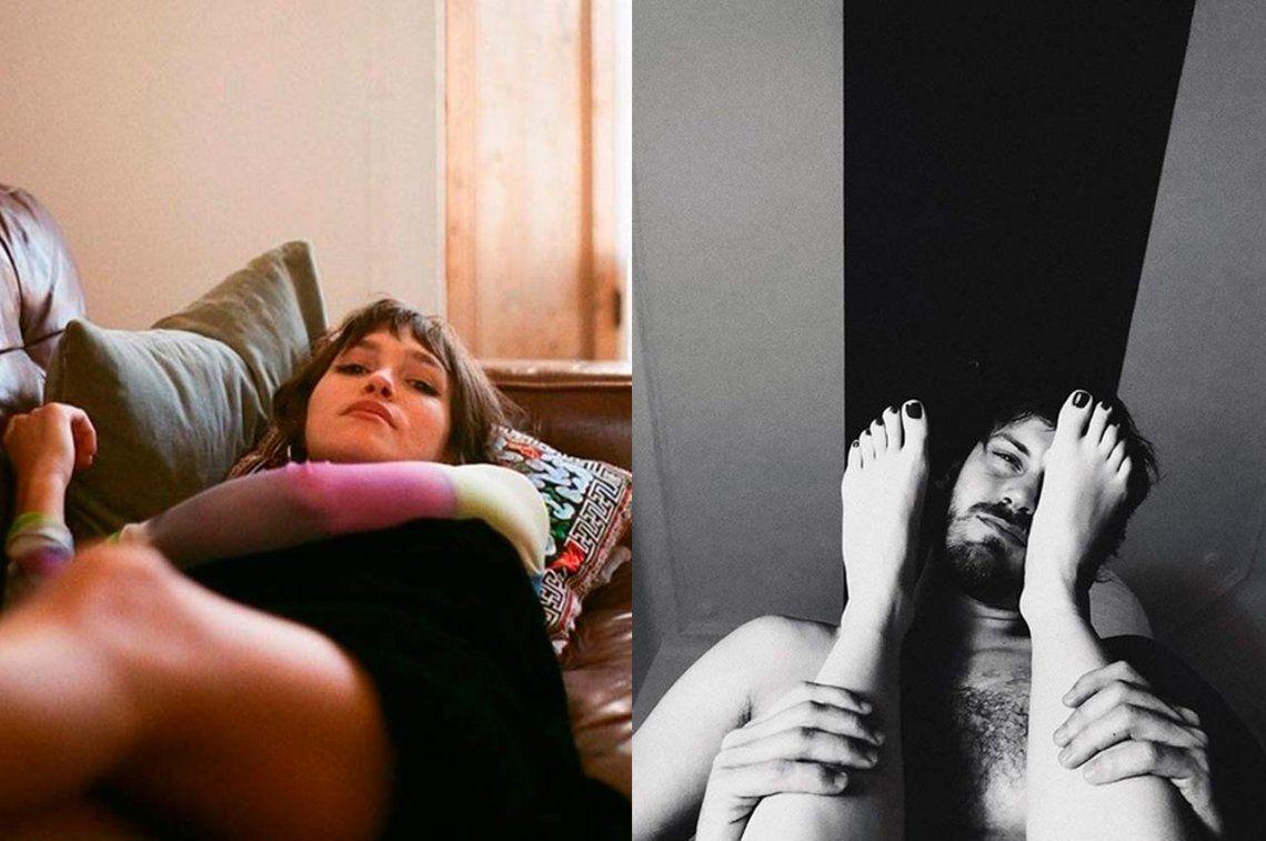 La foto ratonera de Cande Vetrano y su novio... ¿teniendo sexo?