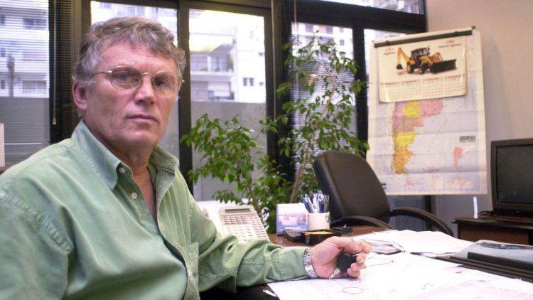 Causa de los cuadernos: quedó detenido el empresario Sergio Taselli