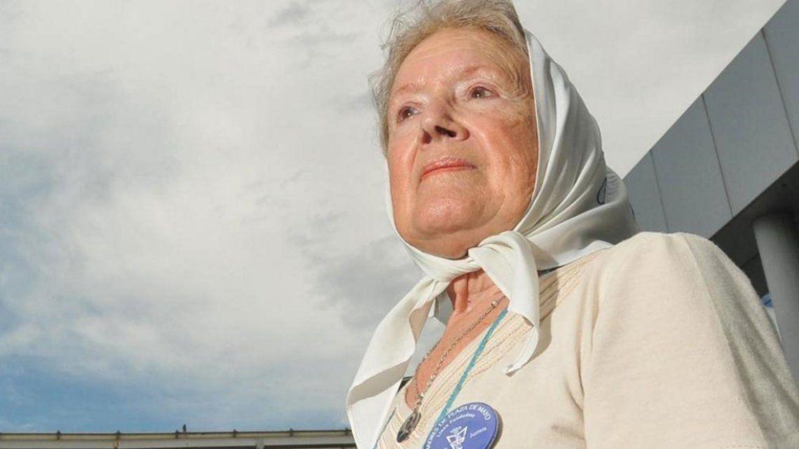 Chicha fue una mujer extraordinaria y con un sentido muy amplio de la lucha
