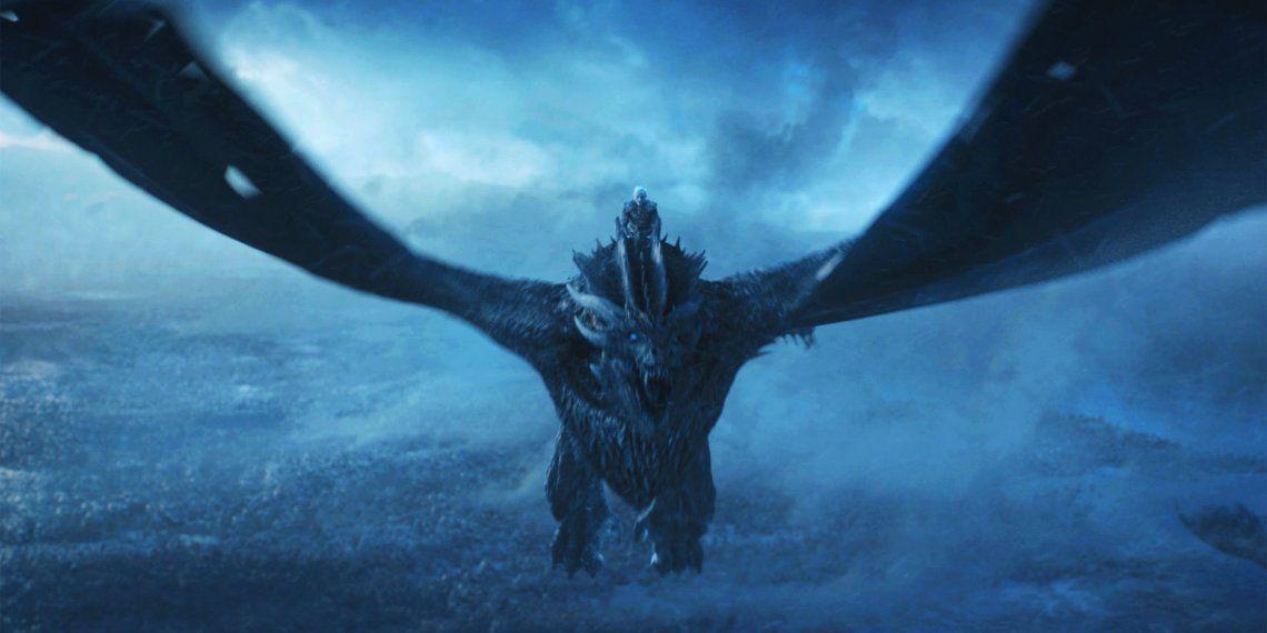 Game of Thrones: el grito de un dragón fue realizado por fans borrachos
