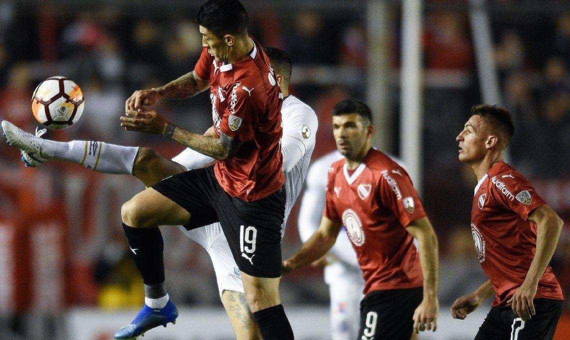 El Rojo lo buscó hasta el final pero no pudo contra el Santos