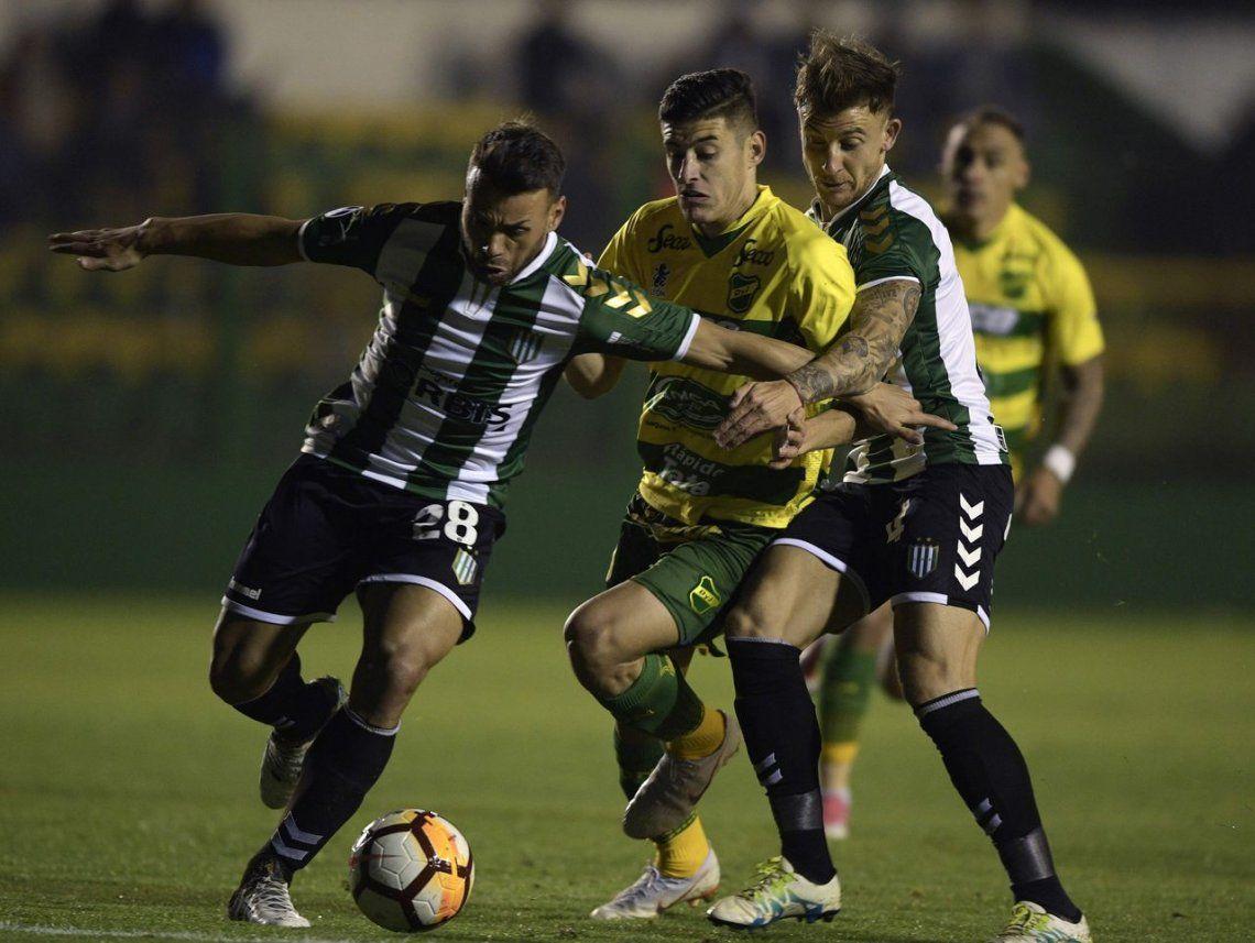 Copa Sudamericana | Gracias a su arquero, Banfield empató con Defensa y Justicia en Florencio Varela