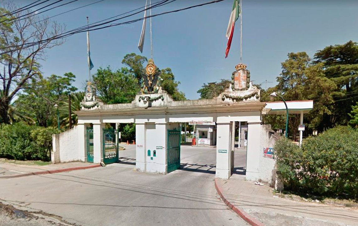 Clausuraron polígono de tiro de club de El Palomar